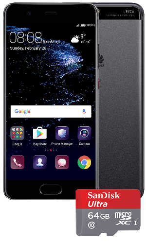 Das neue Huawei P10